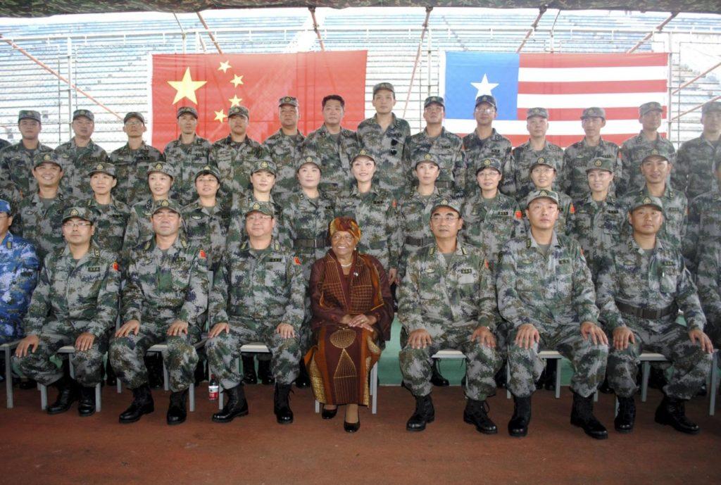 Cooperação chinesa na Libéria (via El Confidencial).