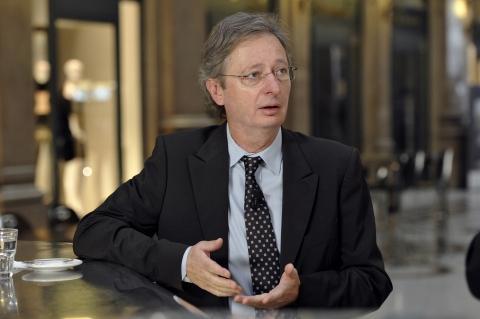 O juíz veneziano Felice Casson. Foto via La Repubblica.