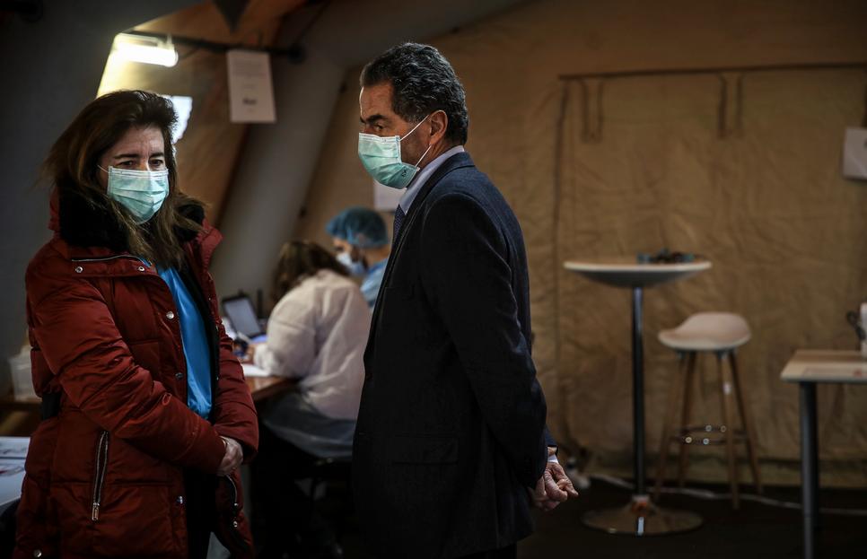 Portugal está sendo elogiado pela referência mundial na abordagem de apoio aos imigrantes durante a pandemia de Covid-19. Foto via LUSA.