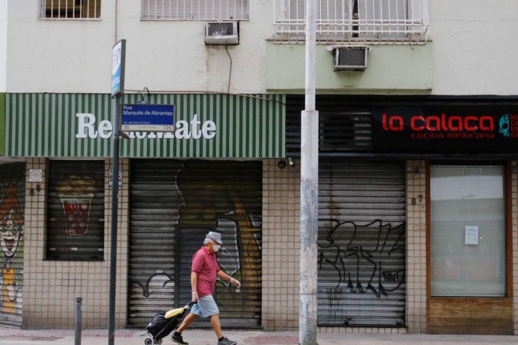 A negligência do governo antinacional de Jair Bolsonaro deixará para trás uma imensidão de negócios de portas fechadas. Foto via Agência Brasil.