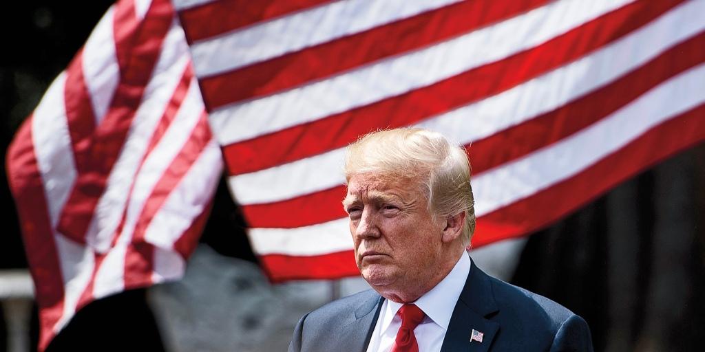 A aproximação das eleições presidenciais dos Estados Unidos representam uma ameaça de guerra contra as nações anti-imperialistas de todo o mundo. Foto por Brendan Smialowski.