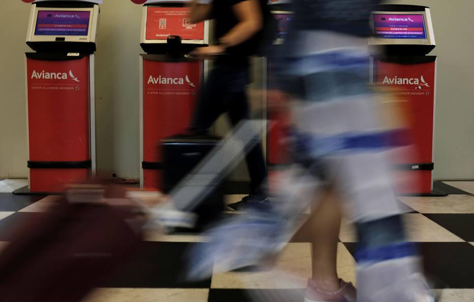 A Avianca Brasil apresentou pedido à Justiça para transformar processo de recuperação judicial em falência. Foto via Reuters.