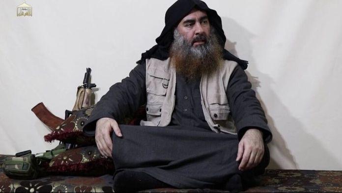 Abu Bakr al-Baghdadi, ex-líder do Daesh e proclamador do Califado. Foto via El Español.