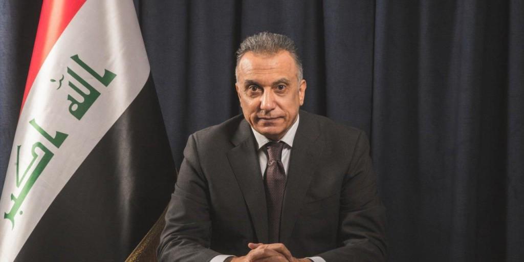 O novo primeiro-ministro iraquiano, Mustafa al-Kadhimi. Foto via Governo do Iraque.