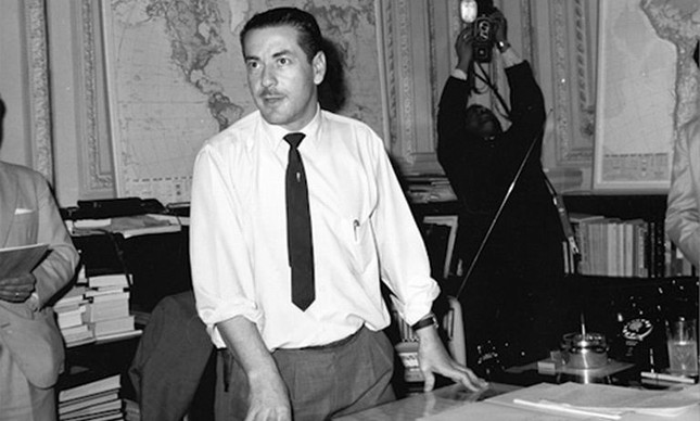 Leonel Brizola em 1961.